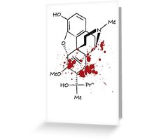 M99 - The Formula Greeting Card
