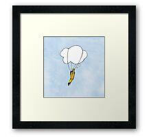 Bo Burnham's Egghead Framed Print