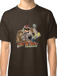 Chip N Dale Last Crusaders Classic T-Shirt