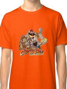 Chip N Dale Last Crusaders Classic T-Shirt