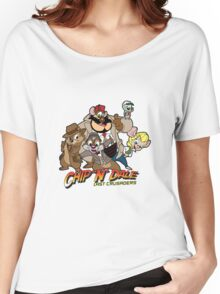 Chip N Dale Last Crusaders Women's Relaxed Fit T-Shirt