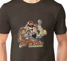 Chip N Dale Last Crusaders Unisex T-Shirt
