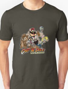 Chip N Dale Last Crusaders Unisex T-Shirt