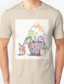 A basket of Easter Dragons T-Shirt