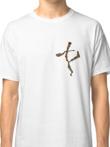 Walking Stick Kick Classic T-Shirt