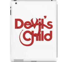 Devil's Child iPad Case/Skin