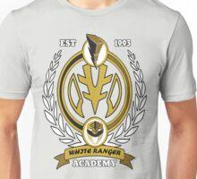 White Ranger Academy Unisex T-Shirt
