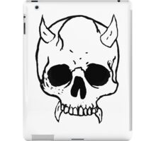 It's What's Underneath That Counts. iPad Case/Skin