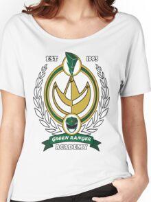 Green Ranger Academy Women's Relaxed Fit T-Shirt
