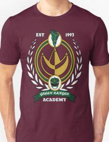 Green Ranger Academy Unisex T-Shirt