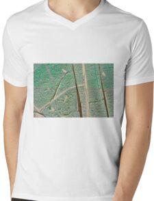 Angling for a Line Mens V-Neck T-Shirt