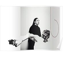 rick owens arm Poster
