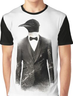 Blizzard Penguin Graphic T-Shirt