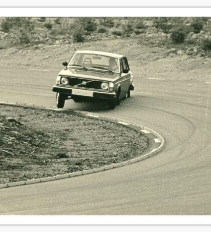 Oldschool Volvo Drift Sticker