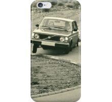 Oldschool Volvo Drift iPhone Case/Skin