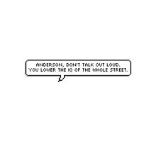 Sherlock Quote Pixel Text by pmorecrown