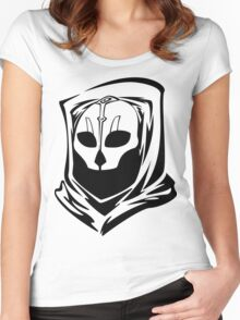 Mask of Nihilus Women's Fitted Scoop T-Shirt