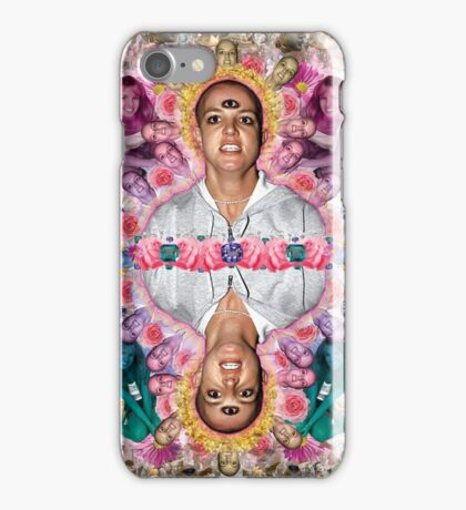 The Ascension of Britney to Punk Goddesshood iPhone Case/Skin