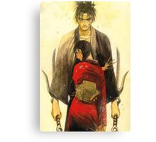 Blade of the Immortal Canvas Print