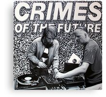 Crimes of the Future Canvas Print