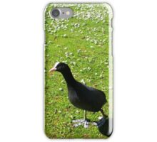 Duck Full Of Attitude iPhone Case/Skin