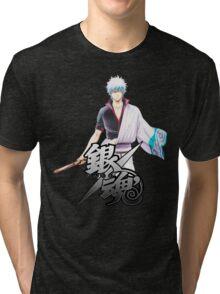 Gintama Tri-blend T-Shirt