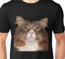 Cat Portrait Unisex T-Shirt