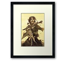 Blade of the Immortal Framed Print