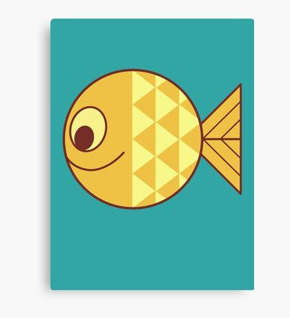 lil fish Canvas Print