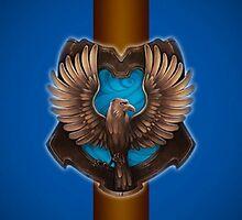 Bronze Eagle by Serdd
