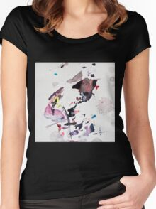 SP No.1 Women's Fitted Scoop T-Shirt
