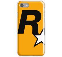 Rockstar logo HQ iPhone Case/Skin