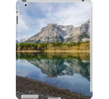 Kananaskis Country, Alberta iPad Case/Skin
