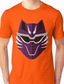 Jungle Fury Wolf Ranger/GekiViolet Unisex T-Shirt