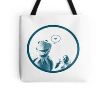 Kermit in Love Tote Bag