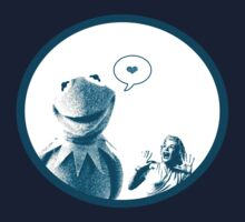 Kermit in Love Kids Tee