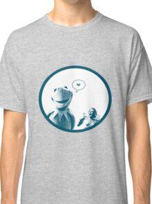 Kermit in Love Classic T-Shirt