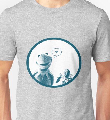 Kermit in Love Unisex T-Shirt