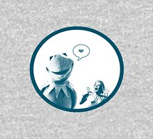 Kermit in Love Unisex T-Shirt