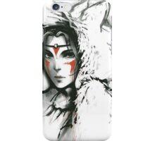 Princesse mononoke iPhone Case/Skin