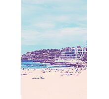 Bondi Beach Haze Photographic Print
