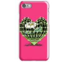 Flower Heart by Bluesax iPhone Case/Skin
