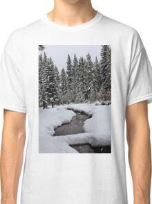 Winter Stream Classic T-Shirt