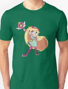 Star Butterfly - Star vs the forces of evil - Cartoon TV series T-Shirt