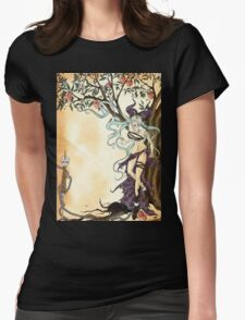 The Lair Womens Fitted T-Shirt