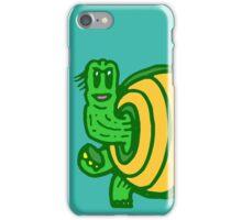 Turtle vs Fox iPhone Case/Skin