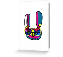 RabbitEars Greeting Card