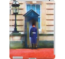 Queens Guard iPad Case/Skin