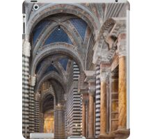 Siena Cathedral Interior iPad Case/Skin