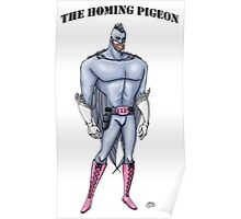 The Homing Pigeon Poster